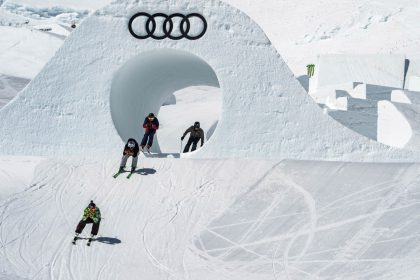 Audi Nines in Sölden
