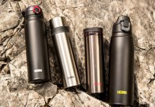 Ultralight – Thermos setzt bei Sport und Outdoor auf leichtes Gepäck!