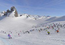Der weisse Rausch in St. Anton am Arlberg 2020