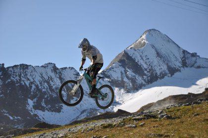 Mountainbike_Kitzsteinhorn