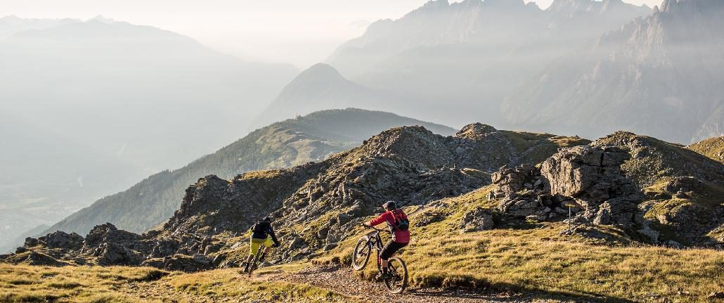 Osttirol: Mountainbiken