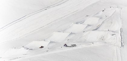 Zillertal Välley Rälley Hintertuxer Gletscher