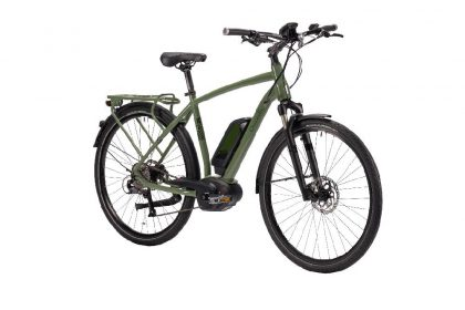 DANCELLI TREKKING E-BIKE SPURTREU E.02