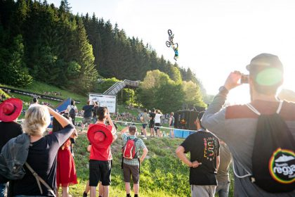 Out of Bounds Festival in Saalfelden Leogang