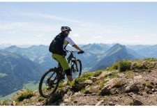 Mountainbiken in Vorarlberg