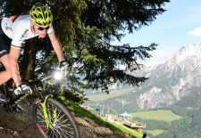 BIKE Festival Saalfelden Leogang: Premiere des Ghost Recon Ride