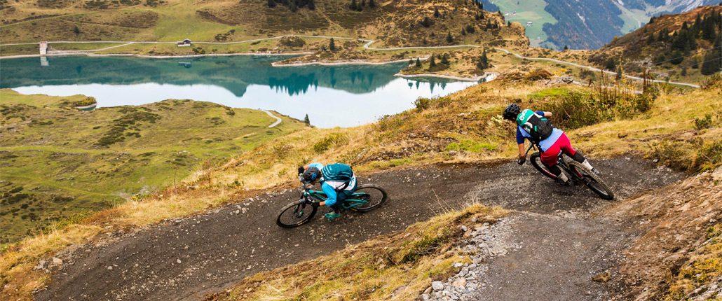 Engelberg/Zentralschweiz: Downhill-Flow am Jochpass