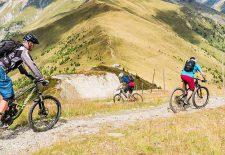 Osttirol: Neue Bikeparks und noch mehr MTB Strecken