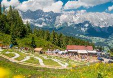 Mountainbike: Größter Bikespielplatz Österreichs eröffnet