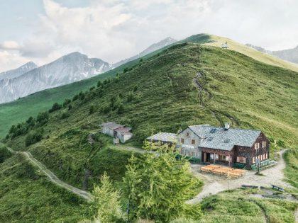 Adlerlounge_Panorma Osttirol