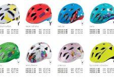 Kinder-Helme von Alpina