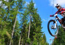 Enduro-Cup der Radsportler am Ochsenkopf