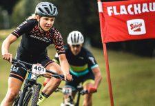 Bike Night Flachau -  Spitzenstimmung  am Flachauer Weltcuphang