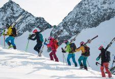 Winter 2018/2019: Top-Events am Stubaier Gletscher