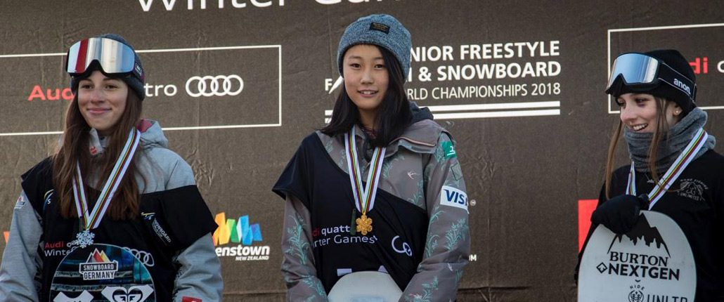 22. FIS Snowboard Junioren Weltmeisterschaft