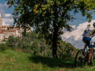 MTB Valamar Istrien Kroatien
