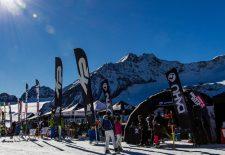 Ski & Show: Saison-Start auf dem Pitztaler Gletscher