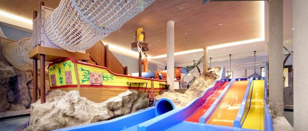 Piratenschiff © Michael Huber (Alpenrose - Familux Resort)
