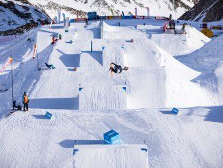 FIS Freeski World Cup Stubai