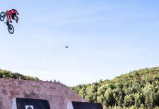Audi Nines MTB 2018: Mountainbiker kehren erfolgreich vom Mond zurück!
