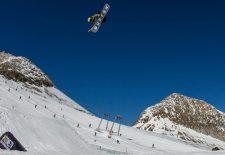 Betterpark Hintertux – beste Snowpark-Bedingungen bis Anfang Juni am Hintertuxer Gletscher