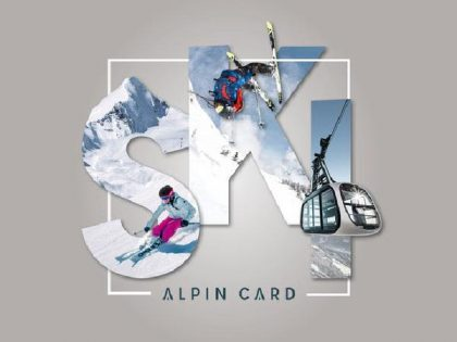 SkiAlpinCardRegion Pinzgauer Skiregionen