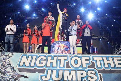 FIM Freestyle MX World Championship NIGHT of the JUMPs