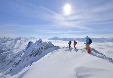 Weltstars und Pisten-Premiere beim Saisonstart in St. Anton am Arlberg