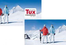 Skiglück mit gletscherweißen Spitzen in Tux-Finkenberg