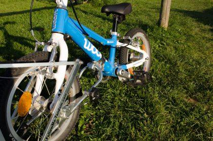 Kopplung des Kinderrads