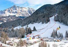 Alta Badia Ski fahren im Herzen des Dolomiten UNESCO WELTERBES