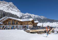 Pistengaudi und Winter-Events auf der Ehrwalder Alm