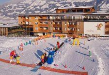 alpina zillertal: Die besten Noten für den Familien-Skiurlaub
