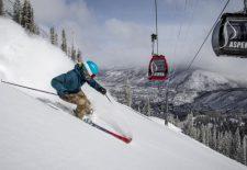 Frühzeitiger Saisonstart in Aspen