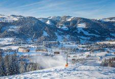 Saisonstart im Skigebiet Oberjoch und in Bad Hindelang