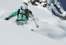 Mit Youngsters in den Powder - Stubaier Gletscher