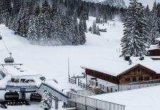 Skigebiet Garmisch-Classic startet in die Wintersaison