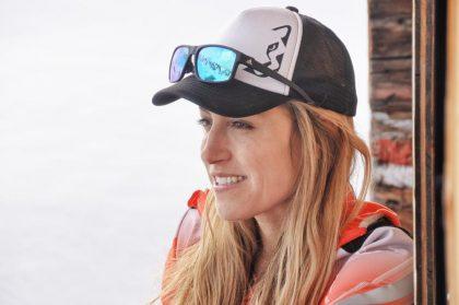 Ladys Skitourencamp mit Gela Allmann in Saalfelden Leogang