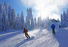 Am Ochsenkopf geht die Wintersaison an den Start