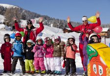 Familiennest Wildschönau: Für Ski-Hasen und Kufen-Küken