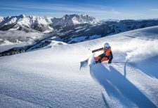 Frühjahrswochen am Hochkönig: Die beste Zeit für Genuss-Skifahrer