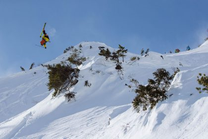 Freeride World Tour Stop in Hakuba