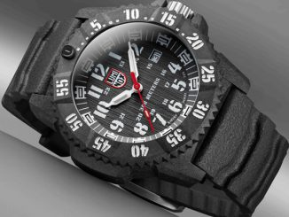 LUMINOX CARBON SEAL 3800 SERIE