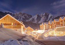 Babyleicht: Skiurlaub für frischgebackene Eltern