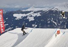 6. Zillertal VÄLLEY RÄLLEY startet im Skizentrum Hochzillertal-Kaltenbach