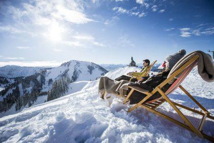 Oberlandes Bayrische Skigebiete