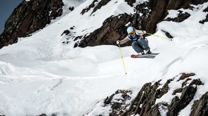OPEN FACES Freeride Series mit dem 3* FWQ und 2* FJT Kappl/Paznaun