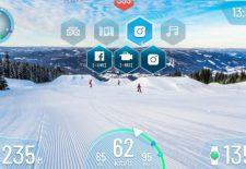 Erster Ski- und Snowboardhelm mit Augmented Reality