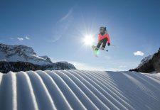 Im Val di Fassa startet die Skisaison 2019/20