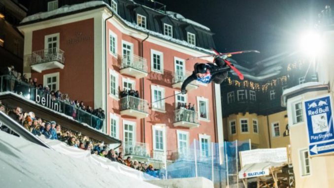 Gastein mit Red Bull PlayStreets